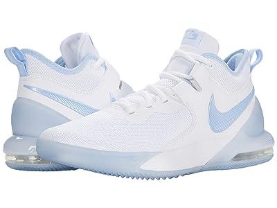 Nike Air Max Impact (White/Royal Tint/Clear) Men