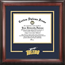 university of toledo diploma frame