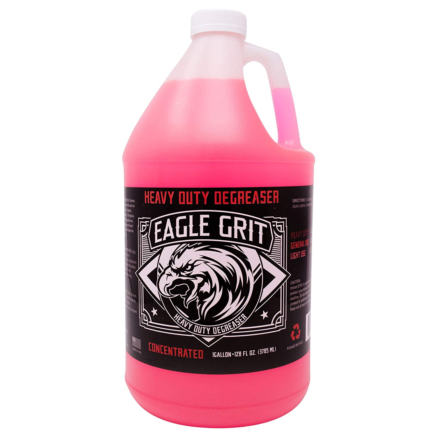 Eagle safety Grit Heavy Many popular brands Duty Degreaser Gallon - 1 jug Concentrated