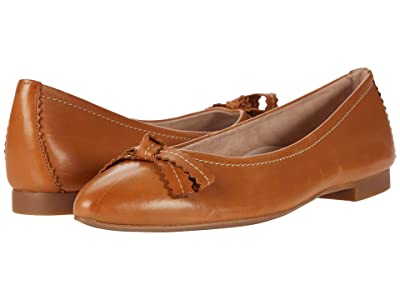 Paul Green Conner Flat (Cuoio Leather) Women