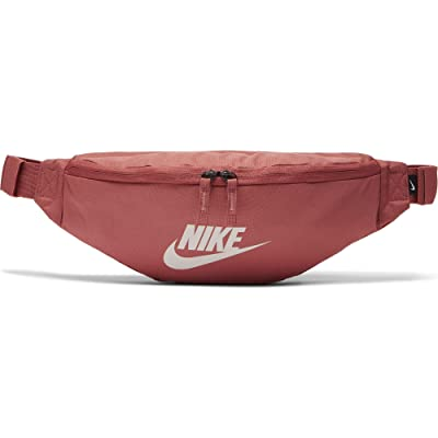 Nike Heritage Hip Pack (Canyon Pink/Canyon Pink/Pale Ivory) Bags