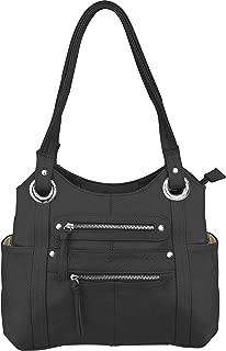 roma leather purses