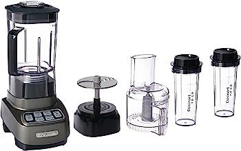 Cuisinart BFP-650GM Velocity Ultra Trio Food Processor Blender Combo