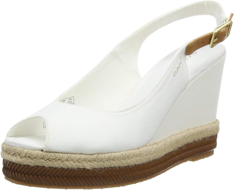 GANT Women's Slingback Sandals Back Free shipping on posting reviews Sling Tucson Mall