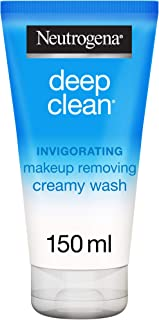 Neutrogena, Makeup Remover, Deep Clean, Invigorating, Normal to Combination Skin, 150ml