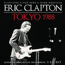 clapton tokyo 1988