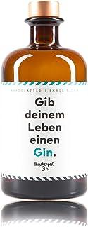 FLASCHENPOST GIN - Gib deinem Leben einen Gin - Handmade Deutscher Premium Gin mit frischen Zitrus- und Wacholdernoten