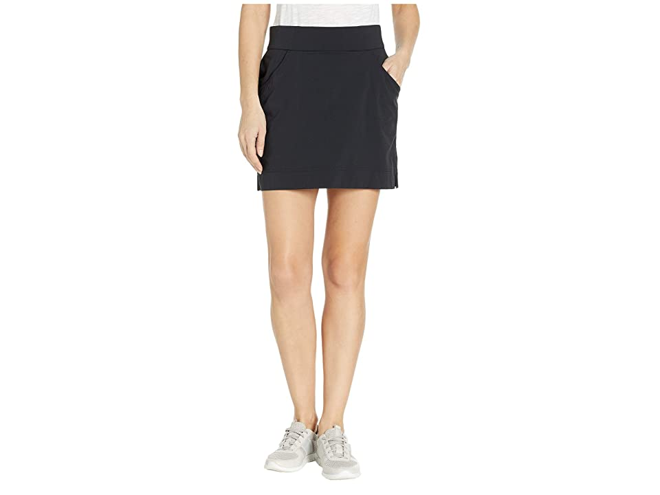 Columbia Anytime Casualtm Stretch Skort (Black) Women