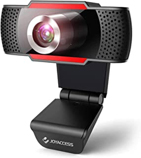 Webcam 1080P HD with Microphone,USB Desktop Laptop Webcam-Noise Reduction Mic, 105°Wide-Angle View for Streaming, Zoom Con...