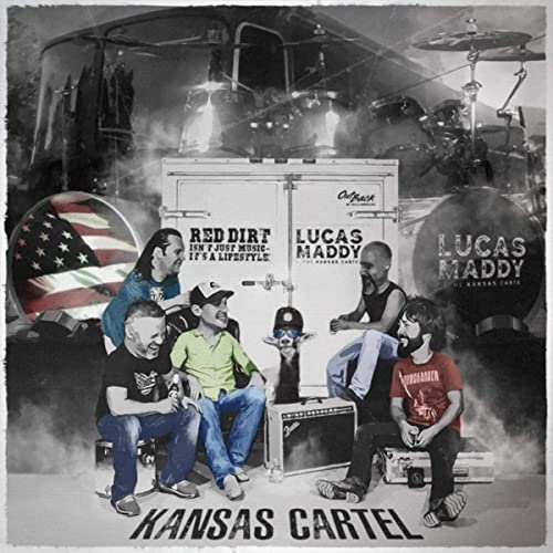 Kansas Cartel by Lucas Maddy on Amazon Music - Amazon.com