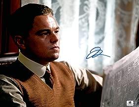 Leonardo DiCaprio Signed Autographed 11X14 Photo J. Edgar Hoover Paper GV732910