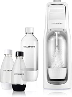 sodastream Jet Mega Pack Gasatore per Acqua frizzante, Plastica