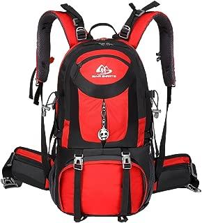 ANYA SMART 50L Waterproof Hiking Backpack/Camping Backpack.