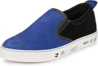 Alberto Torresi Andalucia Blue Casual Shoes