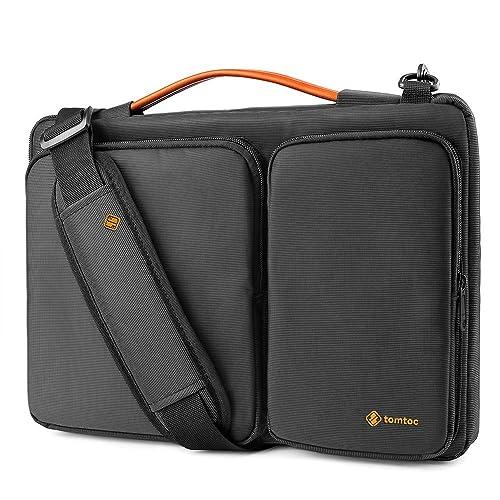 ef8828851bfc tomtoc Laptop Shoulder Bag for 13.3
