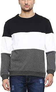 AMERICAN CREW Men's Cotton Poly Fleece Sweatshirts