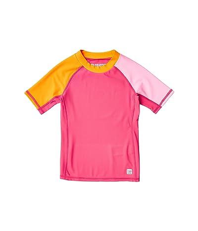 reima Swim Shirt Camiguin (Toddler/Little Kids/Big Kids) (Berry Pink) Girl