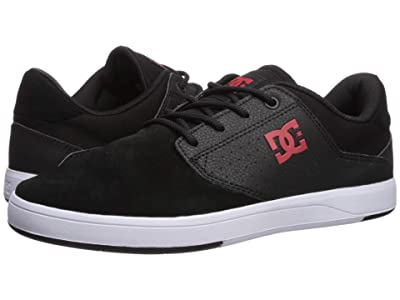DC Plaza TC (Black/Grey/Red) Men