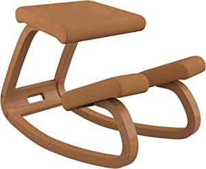 Varier Variable Balans Monochrome Original Kneeling Chair Designed by Peter Opsvik (Oxyde)