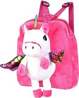 Unicornio Mini Mochila para bebé niñas Cartoon Animal School Mochila Pequeño Libro Bolsa Bolsa niños Mochila Caja