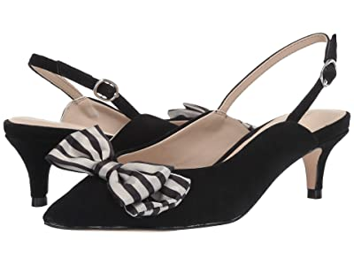 Cupcakes and Cashmere Jevlyn Pump (Black) Women