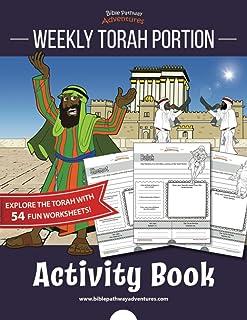 Weekly Torah Portion Activity Book