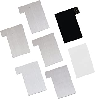 OWI Fuel Cell Magnesium Refill Pack | Use with OWI-750, OWI-751, OWI-753 and OWI-754 | 5 Magnesium Plates - 1 Air Cathode - 1 Piece of Nonwoven Fabric | OWI-SP750