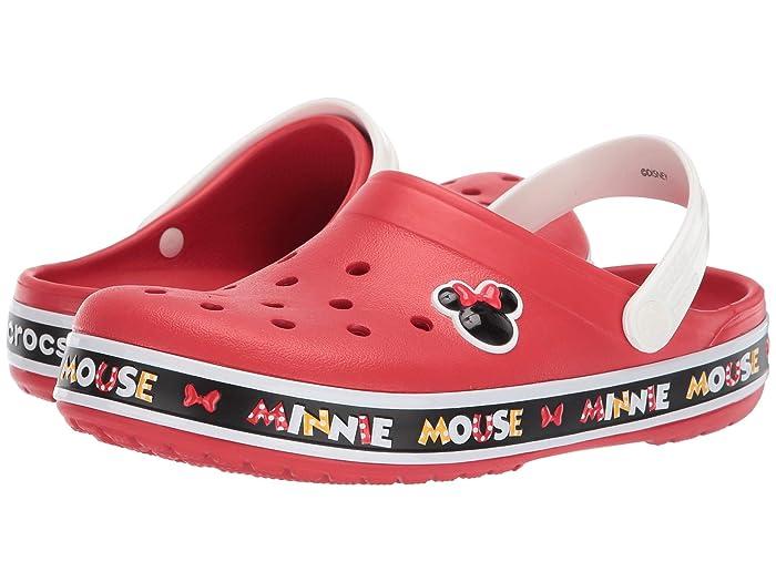 Crocs Crocband Minnie III Clog