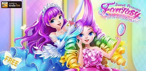 『Sweet Princess Fantasy Hair Salon』のトップ画像