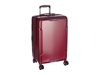 Hedgren Glide Mex 24 Expandable Spinner (Beet Red) Bags