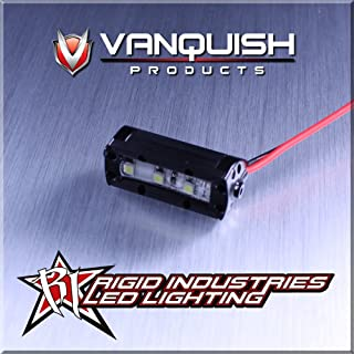 Vanquish Rigid Industries 1 inche LED Light Bar Black Anodized VPS06761