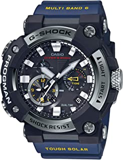 GWFA1000-1A2 Frogman Men's Watch Blue 56.7mm Carbon/Stainless Steel