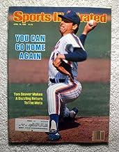 Tom Seaver - New York Mets - Sports Illustrated - April 18, 1983 - SI