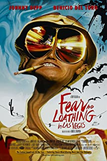 FEAR AND LOATHING IN LAS VEGAS MOVIE POSTER 2 Sided ORIGINAL 27x40