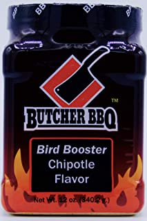 Butcher BBQ   Bird Booster Chipotle Flavor Injection. Standard for Moisture   Poultry Injections   1st World Food Barbeque Championships