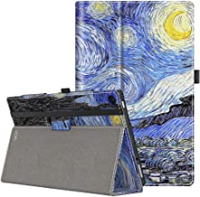 VORI Case for All-New Amazon Fire HD 10 Tablet (9th/7th/5th Generation,2019/2017/2015 Release) - Premium PU Leather Slim Fit Smart Stand Cover with Auto Wake/Sleep for Fire HD 10.1