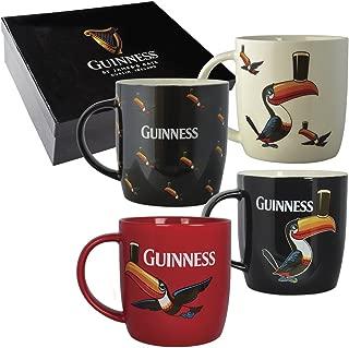 Guinness Mug Gift Set (Toucan Collection)