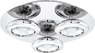 EGLO 96506 Tarugo 1 - Lámpara de techo (acero inoxidable cromado)