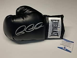 Gennady Golovkin 'Triple G' Signed Black Everlast Boxing Glove Beckett C62533 - Beckett Authentication