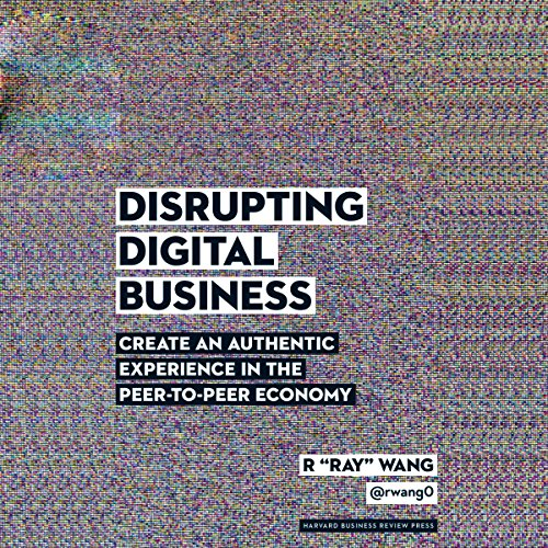 Disrupting Digital Business cover art
