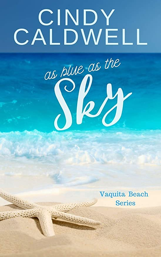 る荒らすビタミンAs Blue As The Sky (Vaquita Beach Book 4) (English Edition)