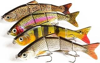 Paradox Fishing Jig Spinner 5er Set 6g//10g Spin Jig zum Barsch Angeln Barsch K/öder Zander K/öder Hecht K/öder Bleikopfspinner Spinnerbait Spinnk/öder Tailspinner optimaler Barschk/öder