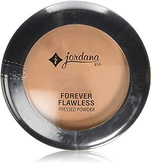 JORDANA Forever Flawless Face Powder-JDFF106 Light Honey