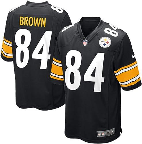 Nike Antonio Marron Pittsburgh Steelers Noir Jeu Youth Jersey