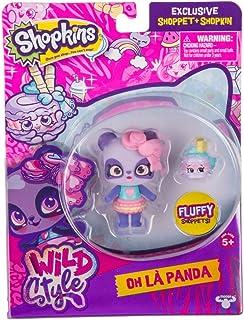 Shopkins S10 Shoppets Pk-Oh La Panda, Multi-Colour, 57168