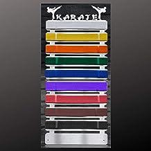 Lopers Wall Karate Riem Display- 10 Riem Capaciteit