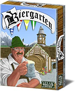 Steamboat Gothic Biergarten Card Games