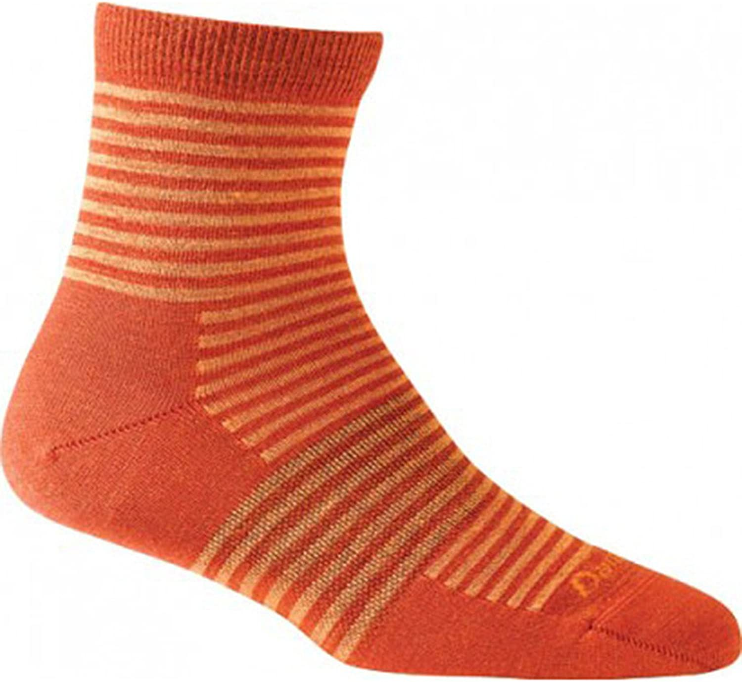 Darn Tough Women's Merino Wool Mini Stripe Shorty Light Cushion Lifestyle Socks