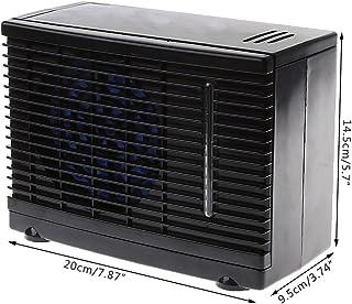 12V 35W Tragbares Auto Einstellbare Klimaanlagenlüfter Autolüfter Kühler Wasser