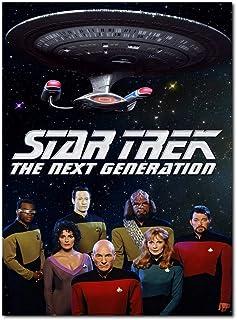 New Gicl\u00e9e Art Print 2019 TV Promo Poster For Star Trek Picard
